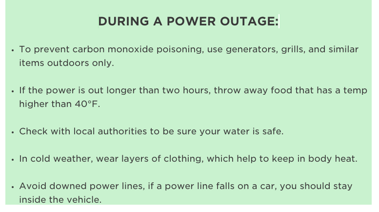 Here's what you need to know when the power goes out: https://t.co/QunJRUdMZ4 #okwx #poweroutage https://t.co/Sn6aSWXyvz