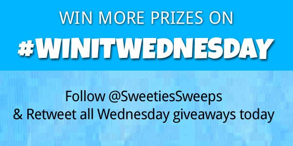 Can I Get a Retweet? Win more cash and prizes on #WinItWednesday RT #win #winners #congratulations #giveaways https://t.co/SMW3i1l1iQ
