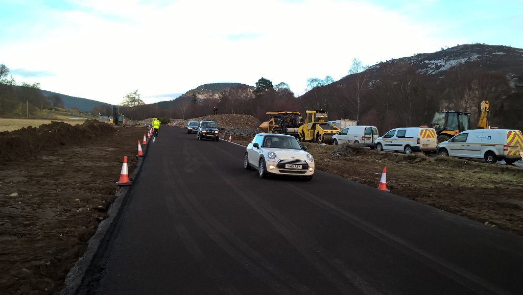 A93 is open! Vital road link between Braemar and Ballater reopened https://t.co/lZ800QzWpB