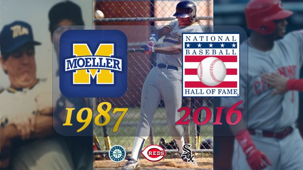 Congratulations '87 Man of Moeller, Ken Griffey Jr. on his @MLB Hall of Fame induction https://t.co/Otvzjm0bmf https://t.co/LiDwAWlSW1