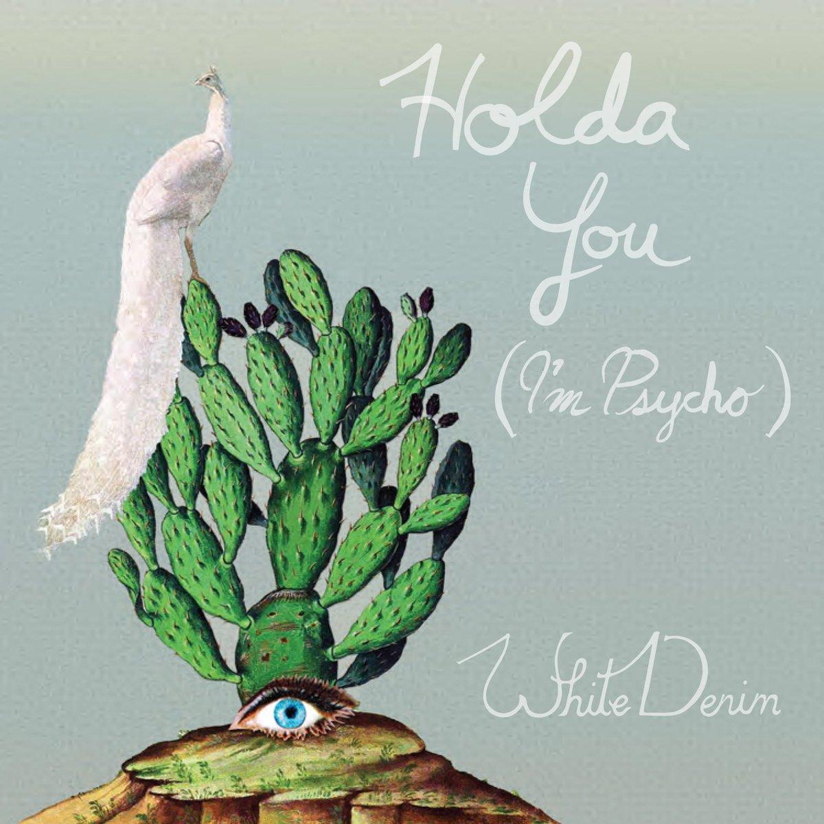 "New album 'Stiff' coming 3.25.16 Listen to first track, ""Holda You (I'm Psycho)"" on @NPR: https://t.co/kKHvRVRqwg https://t.co/Ks4f2YMdpS"