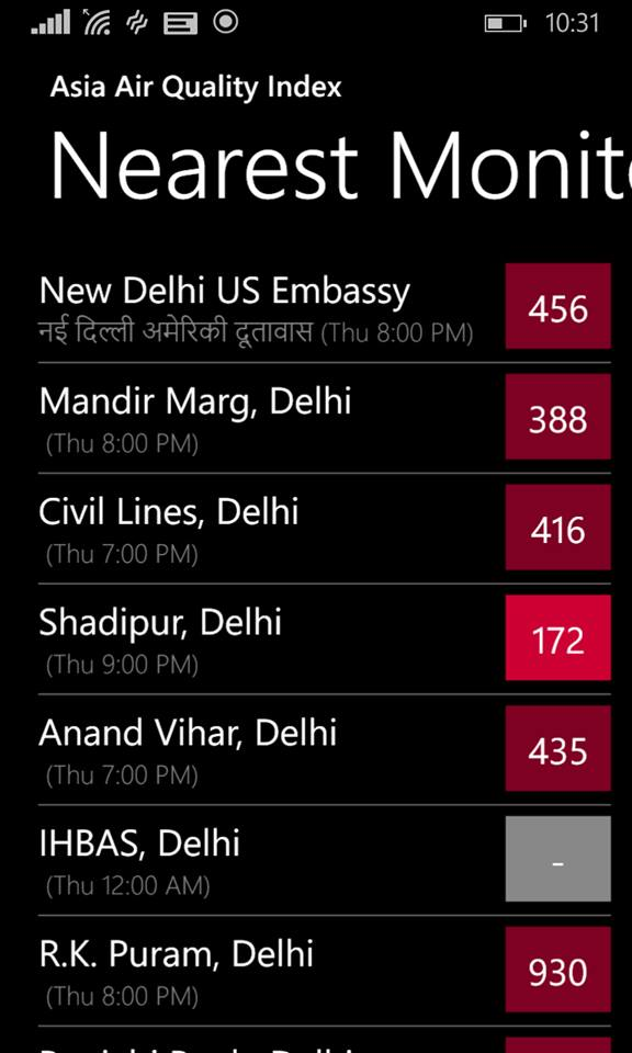 केजरीवाल बोल #ODDEVEN Day 7, 8 pm #DataSpeaks. No decrease in pollution. Now will the Delhi CM will resort to lies? https://t.co/9Ox4gGd1FR