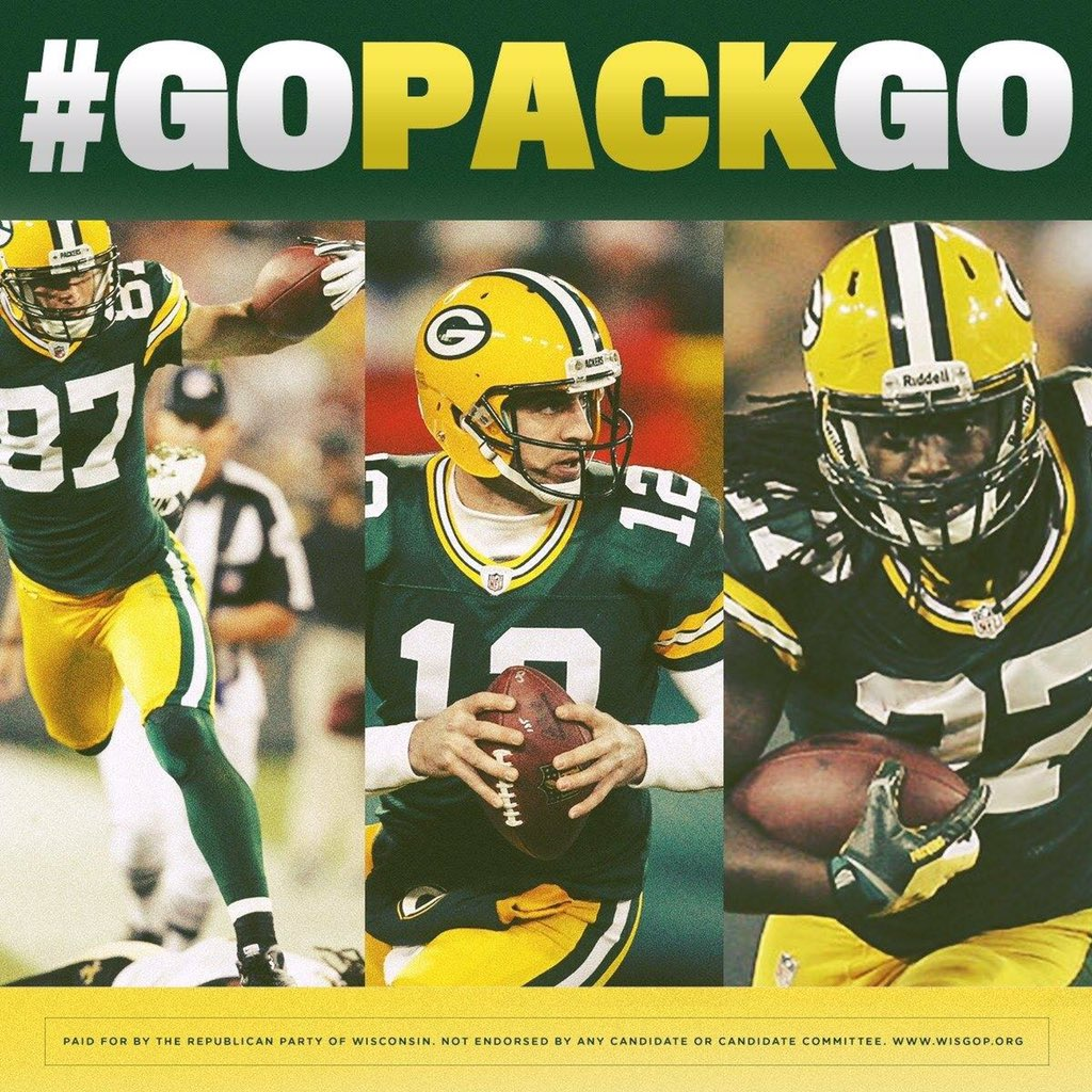 Retweet if you are hoping for a Packers win today! #GoPackGo https://t.co/k7k0q4NC5Q