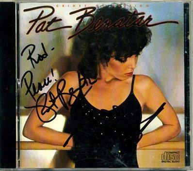 Happy Birthday to Patricia Mae Andrzejewski (born January 10, 1953), known professionally as Pat Benatar.
