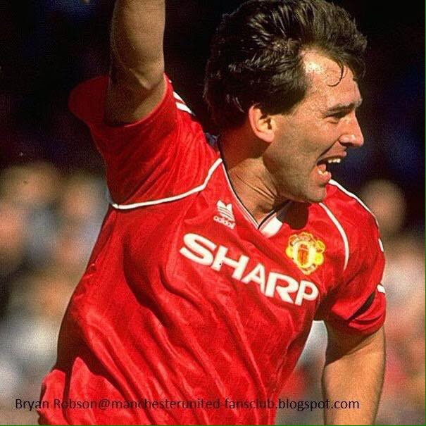 Happy birthday to the legend that is captain marvel Bryan Robson