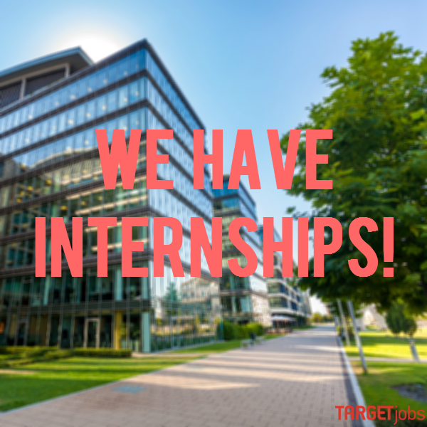 Looking for an #internship or #placement? We have nearly 300 live opportunities - apply now! https://t.co/WdTL4HP57q https://t.co/HaEgSev0NB