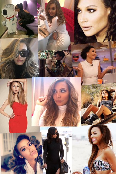 Happy birthday to one of my absolute favorite women on this planet, Mrs. Naya Rivera Dorsey