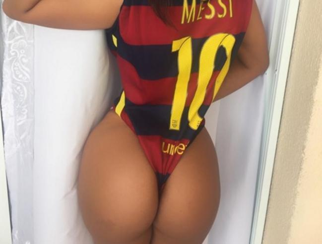 RT @mundodeportivo: 'Miss Bum Bum' fan incondicional de Messi https://t.co/JI0HZuZlOS https://t.co/BrStUUw8dO
