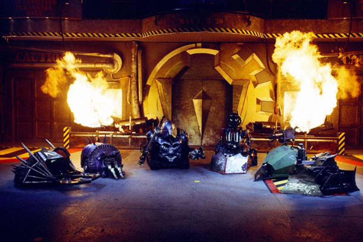 Activate! Robot Wars is coming back to the BBC https://t.co/kfH2tTM1Qi https://t.co/W8Dg7weHYj
