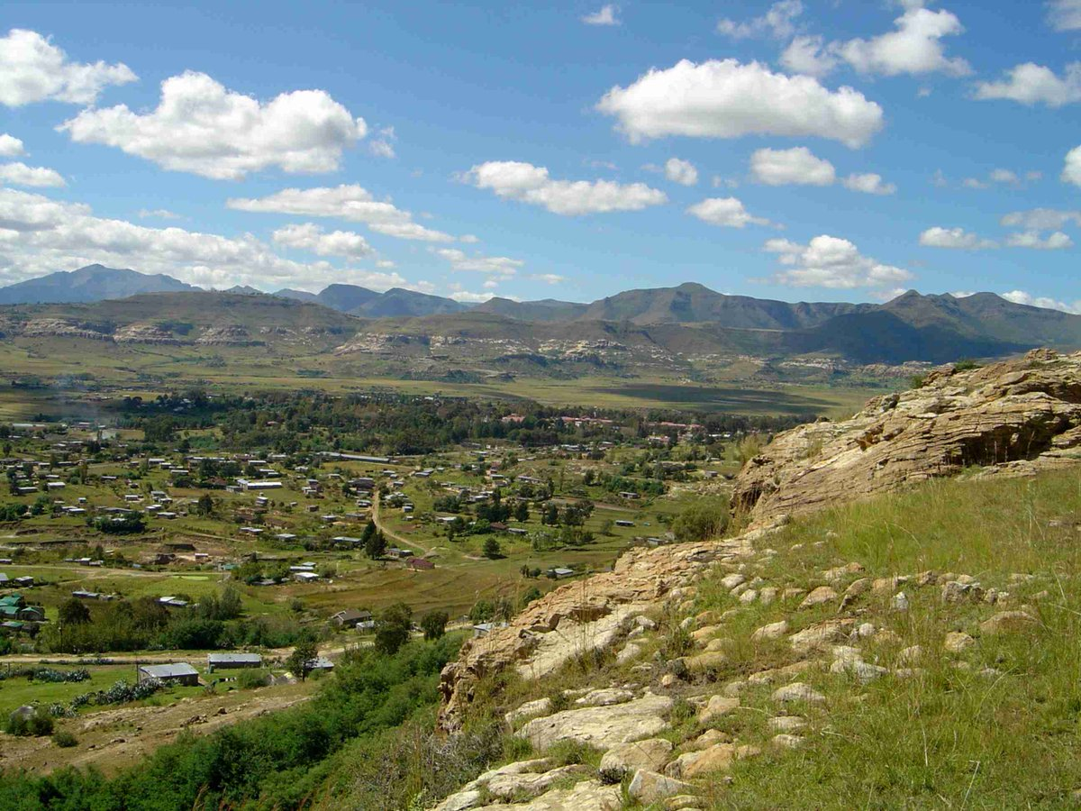 RT @SAA_UK: Get off the beaten track and FlySAA to Lesotho for a holiday like no other.