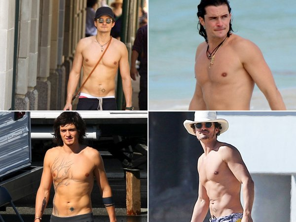 Happy Birthday, Let s Celebrate With Your Best Shirtless Moments!