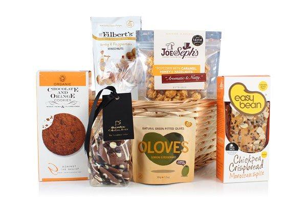 Follow & RT to WIN this yummy Hamper, with all of these inside: https://t.co/JltO7ET8Ji #GlutenFree #WheatFree https://t.co/PH7wgK87Ew
