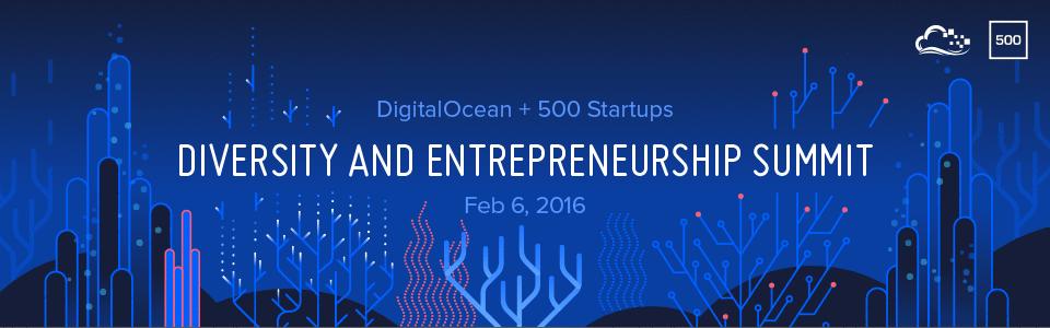 NYC! @500Startups & @DigitalOcean is hosting Entrep. & Diversity summit Feb 6th. RSVP here: https://t.co/sGyeJAtbZw https://t.co/XX6M5Ij1fk