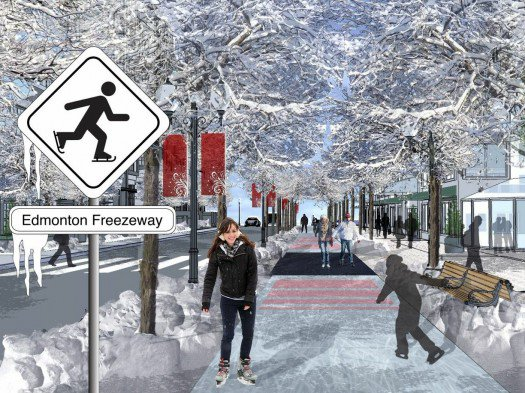 Freezeways, Playborhoods, Winterludes? Strategies for a walkable and liveable winter city. https://t.co/XxzRJHptQi https://t.co/FtTcoqVJeb