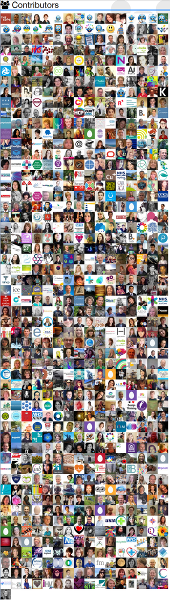 What 24hrs of NHS change love looks like in tweets via #NHSTform  https://t.co/tExcCcq7gK @theedgenhs @WeGizmos https://t.co/BKON9IEx9U