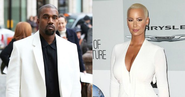 Amber Rose disses Kanye West after his rant against Wiz: