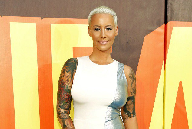 Amber Rose no longer cares if you call her a