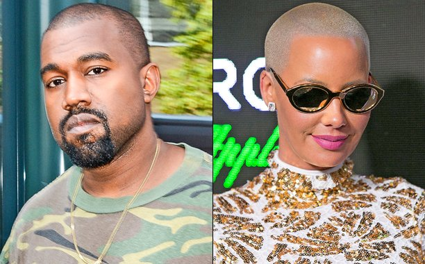Kanye West responds to Amber Rose on Twitter: