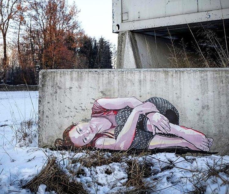 Street Art • Jana & JS  Found in Salzburg Austria   #art #mural #graffiti #streetart https://t.co/XTBfvZWJv7