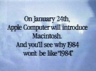 Happy birthday, Macintosh! https://t.co/mvS8jFlenj