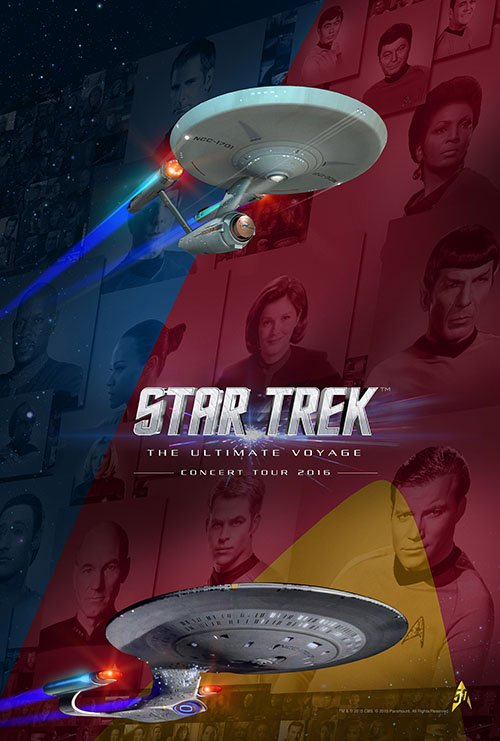 Last chance to win a FREE pair of tix to Star Trek: The Ultimate Voyage at @TheFoxTheatre on 1/30! Just RT to enter! https://t.co/q3XEIKIvwt