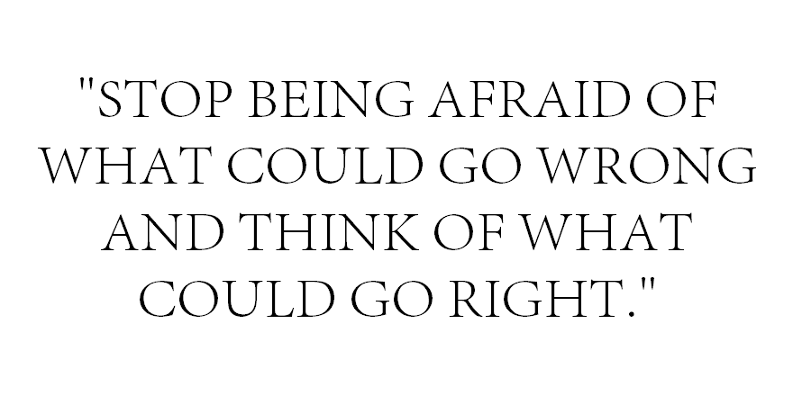 Happy Tuesday! #LetsMakeTodayBetterBy letting go of fear. https://t.co/FKlpnsmn05
