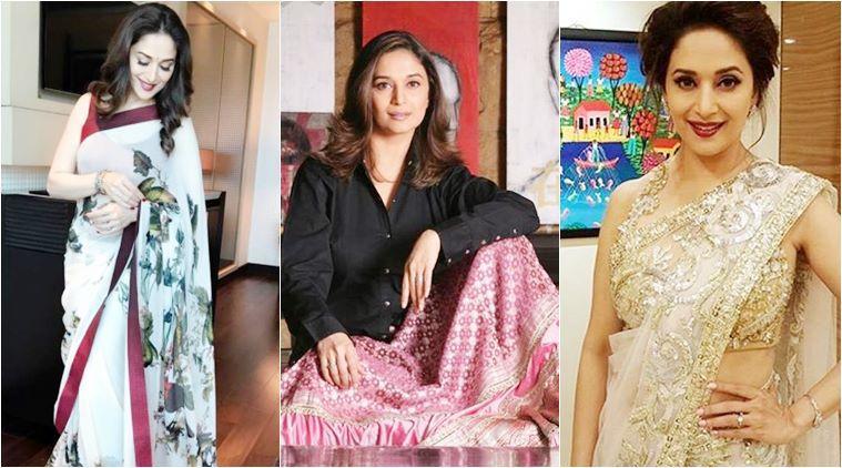 Happy Birthday, Madhuri Dixit: At 50, she s still Bollywood s classic stylediva