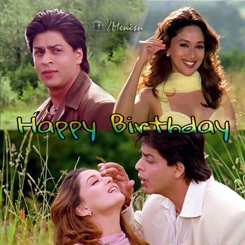 Here\s wishing the evergreen, divine beauty, Madhuri Dixit a very Happy Birthday!