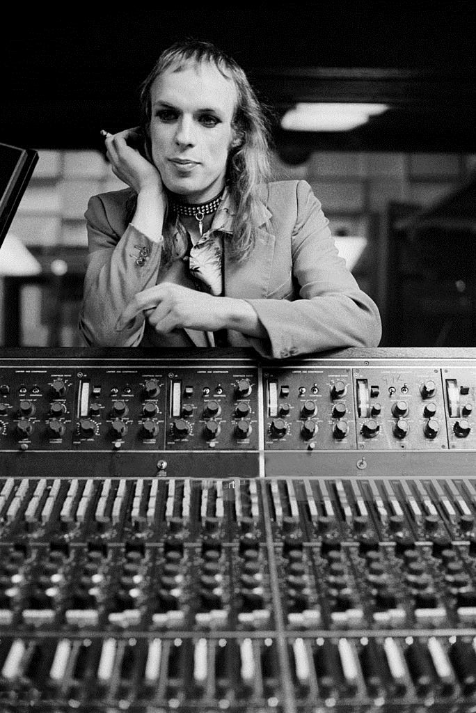 Happy birthday to the godfather of ambient, Brian Eno.