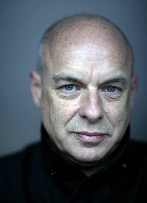 Happy Birthday Brian Eno.