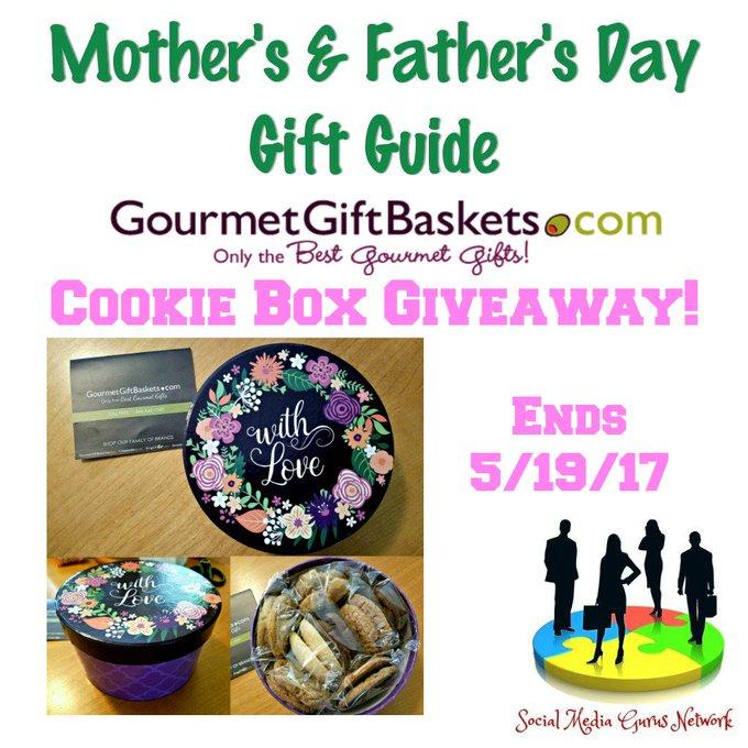 GourmetGiftBaskets.com Cookie Box Giveaway!