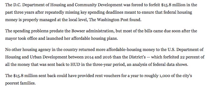 DC housing agency was so poorly managed it forfeited millions to house homeless https://t.co/OVgjTo15qE https://t.co/eyul22Re62