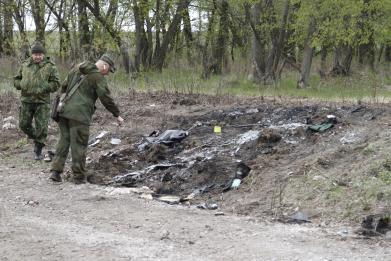 Ukraine is the world's deadliest place for anti-vehicle mine incidents