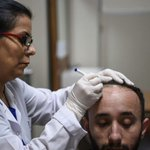 Hair therapy boosts Istanbul's receding tourism