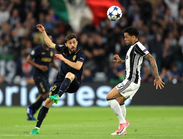 Juventus x Monaco