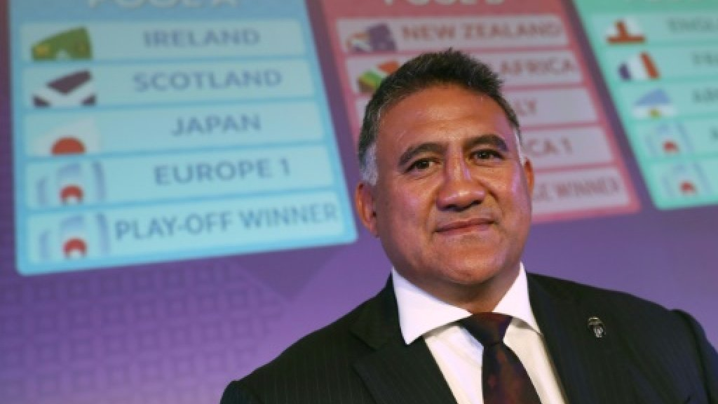 Japan rugby team 'still minnows' despite World Cup breakthrough