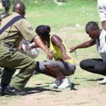 Woman dies immediately after completing drill in police recruitment exercise