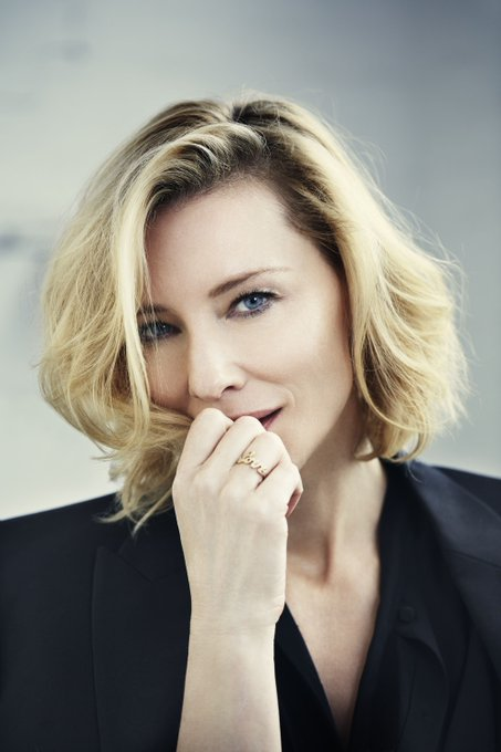 Happy 48th Birthday to Cate Blanchett