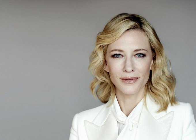 Happy Birthday, Cate Blanchett!!