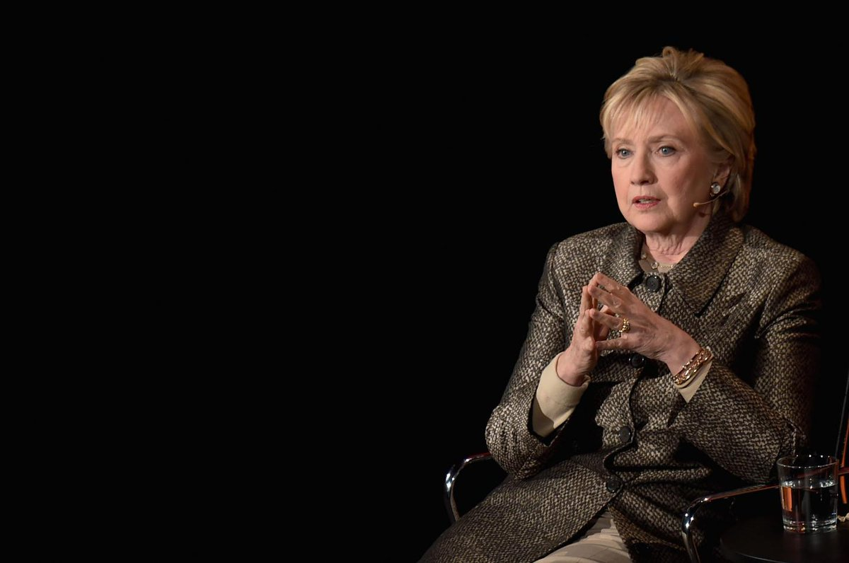 Why is Hillary Clinton held to an impossible standard even in defeat? | Opinion