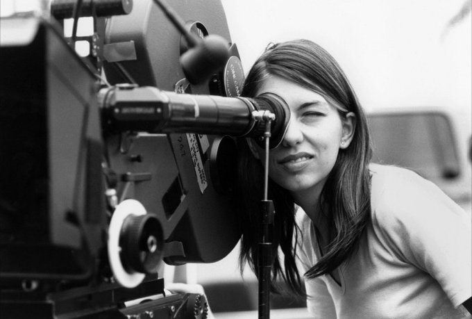 Sofia Coppola, one of our greatest living filmmakers and one of my absolute favorites. Happy Birthday.