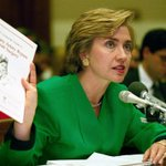 A young Hillary Clinton fighting for universal healthcare #DemDebate #ImWithHer https://t.co/aoBDMD2zcu