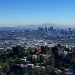 Views from the Hollywood Hills this afternoon. Lot and plans available for $4.795M. #MyDayInLA #realestate #la https://t.co/lkc2e4LB3P