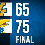 BIG Big 12 win for @KUHoops tonight!! #RockChalk https://t.co/TeXixDGnLX