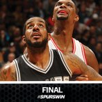 Starting this road trip off with a #SpursWin! One down, seven to go. https://t.co/6DEUc2rgXB