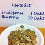 การตลาดหน้าห้องน้ำชาย https://t.co/uZBvVfroib