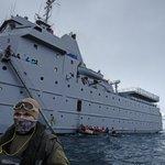 """Aquiles"" zarpó hacia la Antártica https://t.co/n2suyWiLyQ @Minrel_Chile @Armada_Chile #chile #antarctica #science https://t.co/KCtRyMAkT7"