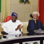 Ambode appoints Wole Soyinka to plan Lagos at 50 anniversary https://t.co/Pafj6umSVJ @Gidi_Traffic https://t.co/8TAmXH30JK
