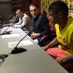 """#ÁlvezEsAmarillo """"Ahora me toca demostrar porqué el club confió en mí"""" https://t.co/W2TF2GHJOL"""