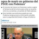 - Según me informa Marcelo, ETA se dispone a invadir España - Sr Fernández Díaz... - No no, los tripis no son míos https://t.co/u2ffdeMmz3